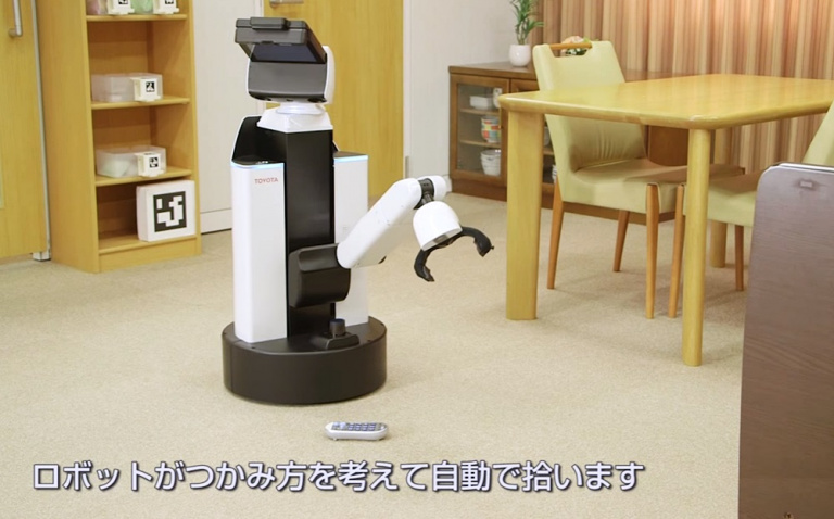 家庭用ロボット 画像